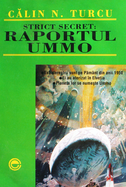 Strict secret: raportul Ummo - Calin Turcu