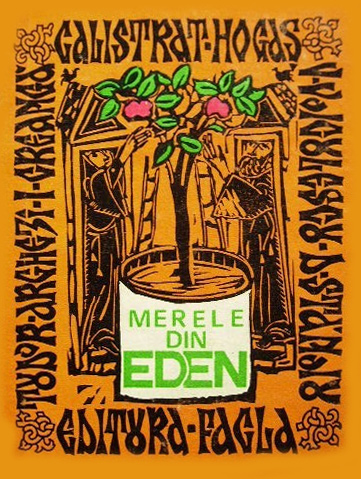 Merele din Eden - Tudor Arghezi