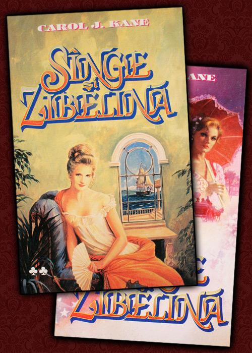 Sange si zibelina (2 vol.) - Carol J. Kane