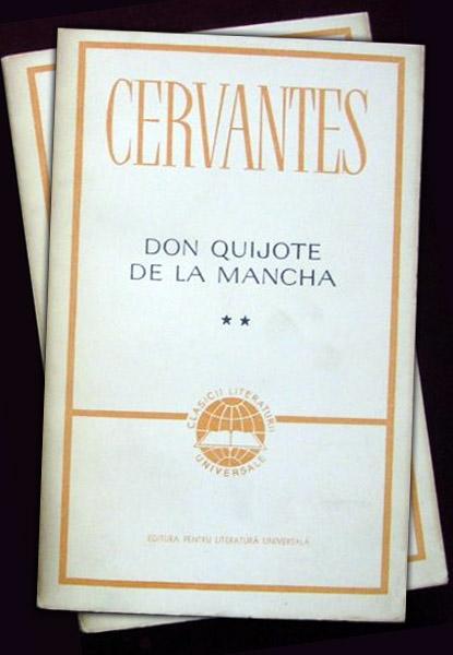 Don Quijote de la Mancha (2 vol.) - Miguel de Cervantes