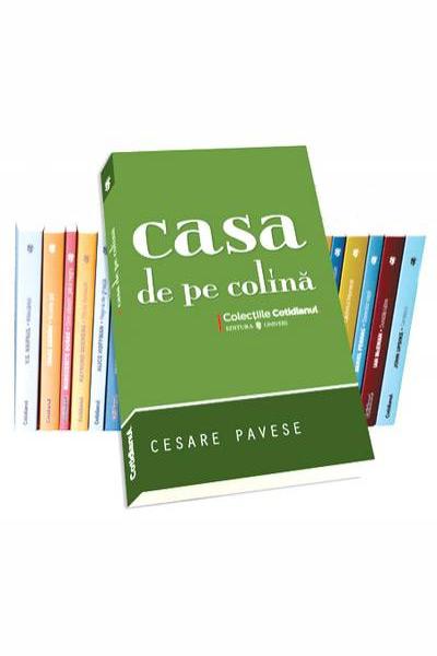 Casa de pe colina - Cesare Pavese
