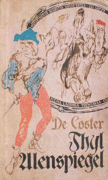 Thyl Ulenspiegel - Charles de Coster