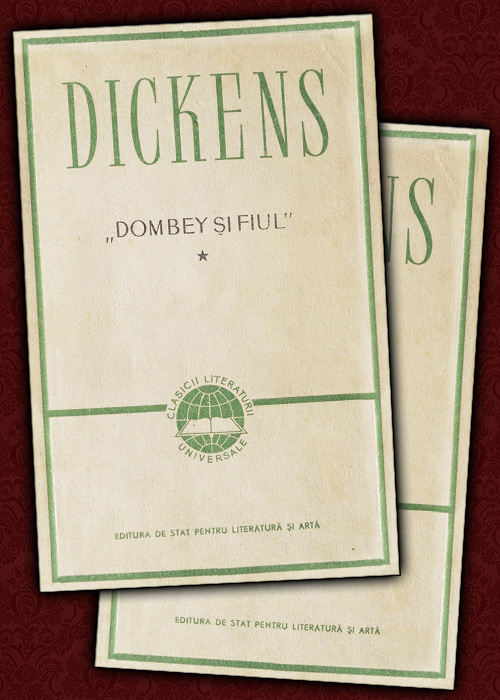 Dombey si fiul (2 vol.) - Charles Dickens