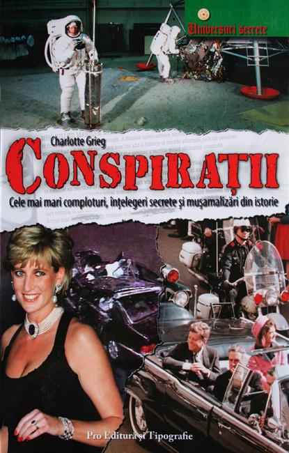 Conspiratii - Charlotte Grieg