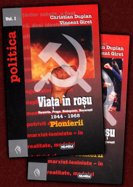 Viata in rosu (2 vol.) - Christian Duplan