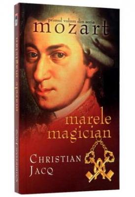 Marele magician - Christian Jacq