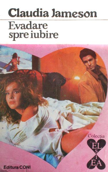 Evadare spre iubire - Claudia Jameson