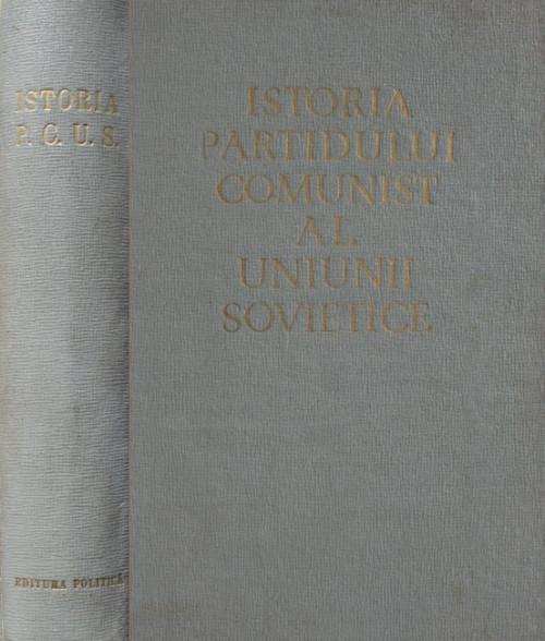 Istoria Partidului Comunist al Uniunii Sovietice -