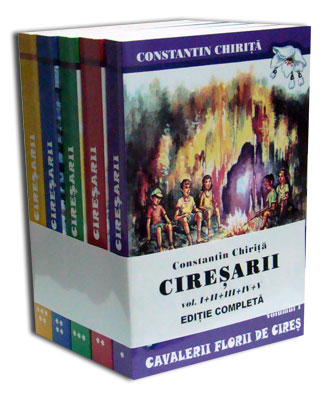 Ciresarii (5 vol.) - Constantin Chirita