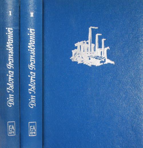 Din istoria Transilvaniei (2 vol.