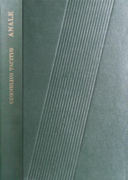 Anale - Cornelius Tacitus