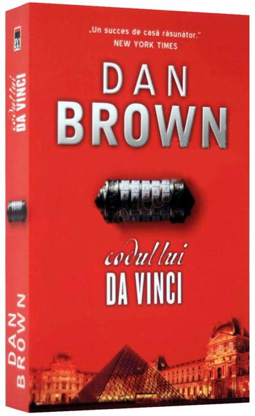 Codul lui Da Vinci - Dan Brown