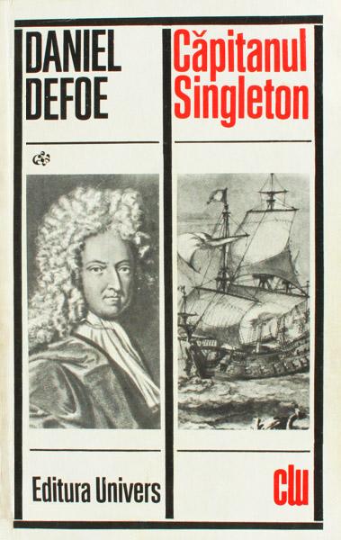 Capitanul Singleton - Daniel Defoe