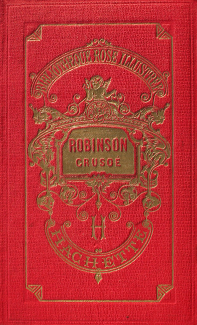 Robinson Crusoe (1896) - Daniel Defoe
