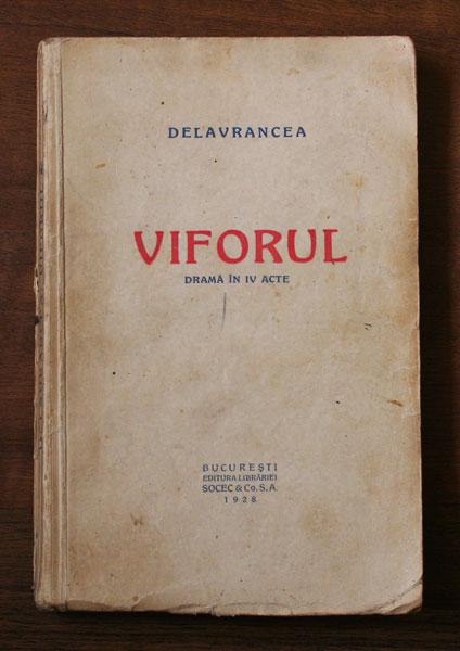 Viforul - Delavrancea