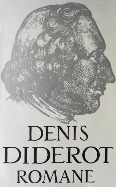 Romane: Calugarita. Nepotul lui Rameau. Jacques fatalistul - Denis Diderot