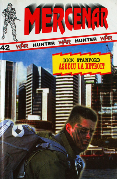 Asediu la Detroit - Dick Stanford