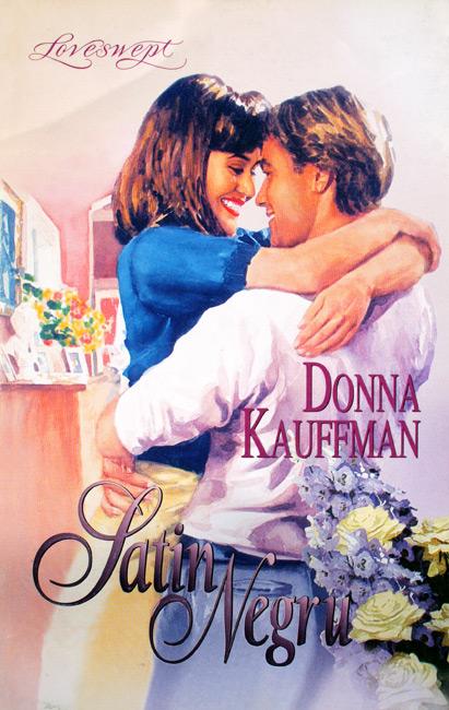 Satin negru - Donna Kauffman