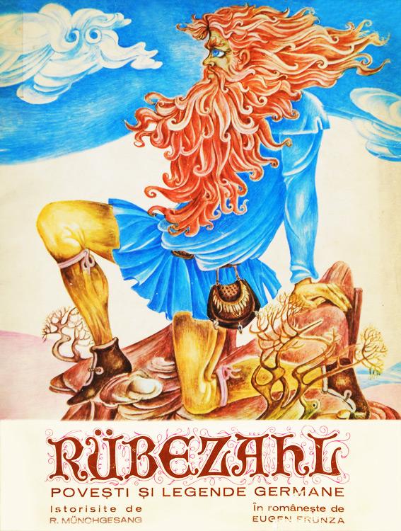 Rubezahl (povesti si legende germane) - Duhul muntilor