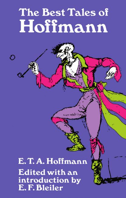 The best tales of Hoffmann - E.T.A. Hoffmann