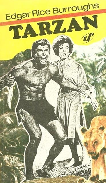 Tarzan - Edgar Rice Burroughs