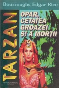 Edgar Rice Burroughs - Tarzan: colectia completa (10 vol.)