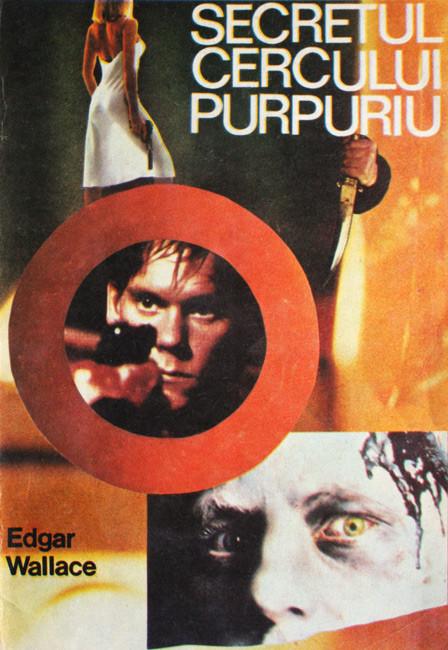 Secretul cercului purpuriu - Edgar Wallace