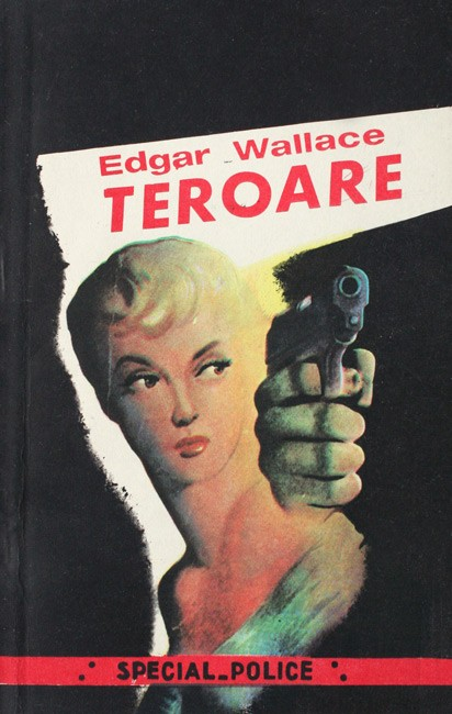 Teroare - Edgar Wallace