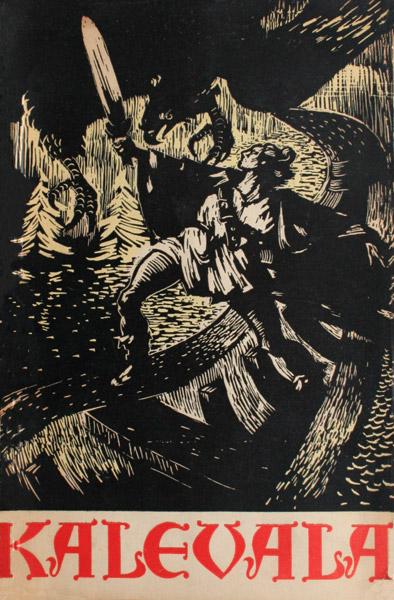 Kalevala - Elias Lonnrot