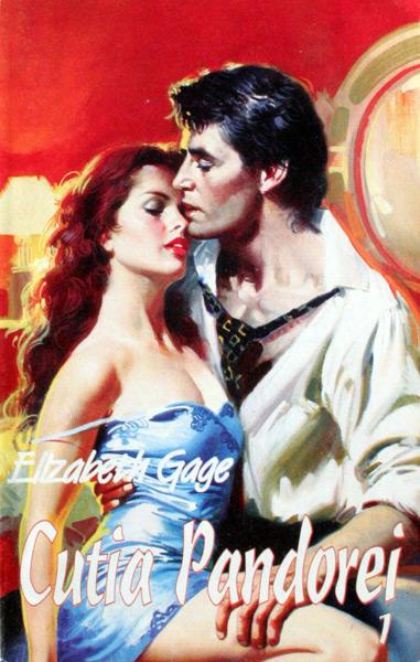 Cutia Pandorei (4 vol.) - Elizabeth Gage