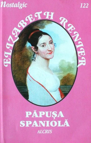 Papusa spaniola - Elizabeth Renier