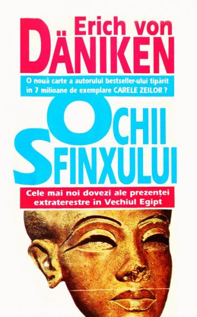 Ochii Sfinxului - Erich Von Daniken