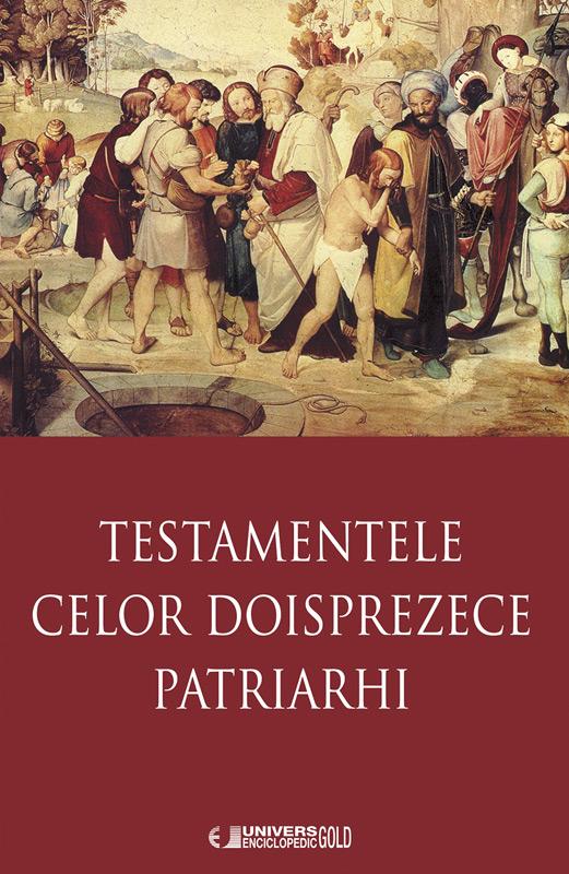 Testamentele celor doisprezece patriarhi