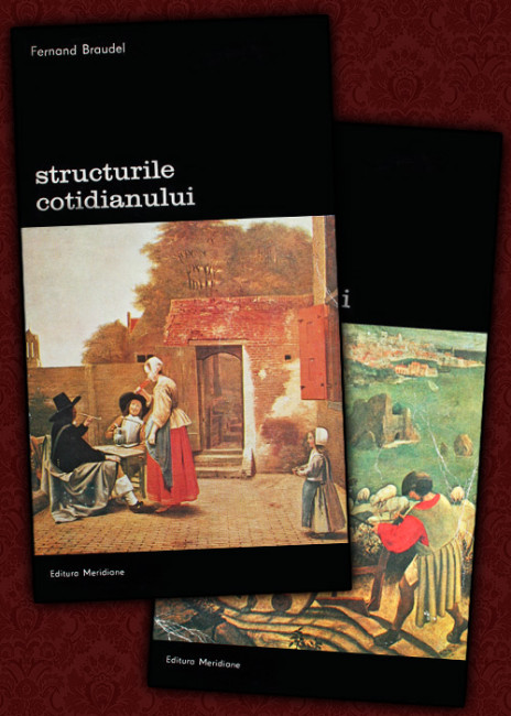 Structurile cotidianului (2 vol.) - Fernand Braudel