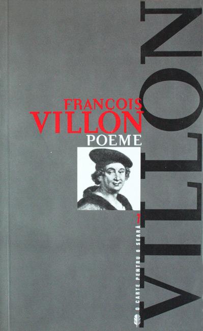 Poeme - Francois Villon