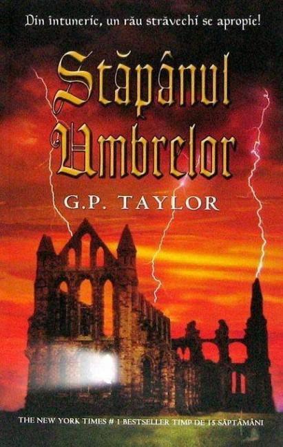 Stapanul Umbrelor - G.P. Taylor