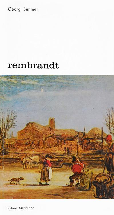 Rembrandt - Georg Simmel