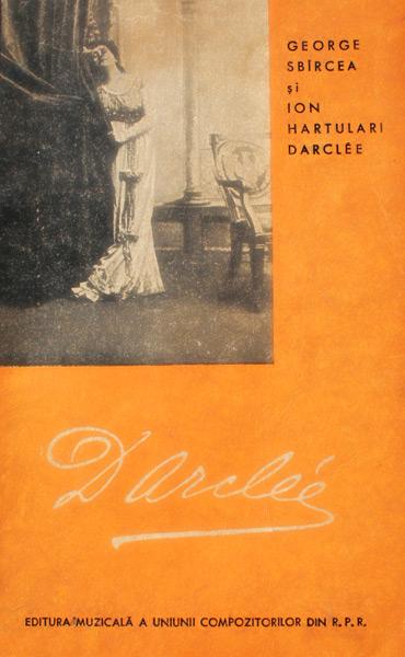 Darclee - George Sbarcea