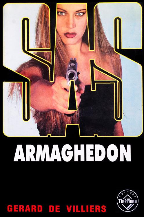 SAS: Armaghedon - Gerard De Villiers