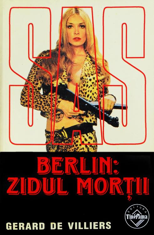 SAS: Berlin - zidul mortii - Gerard De Villiers