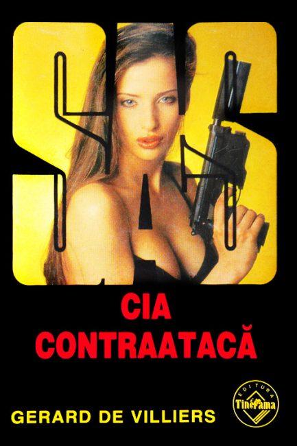 SAS: CIA contraataca - Gerard De Villiers