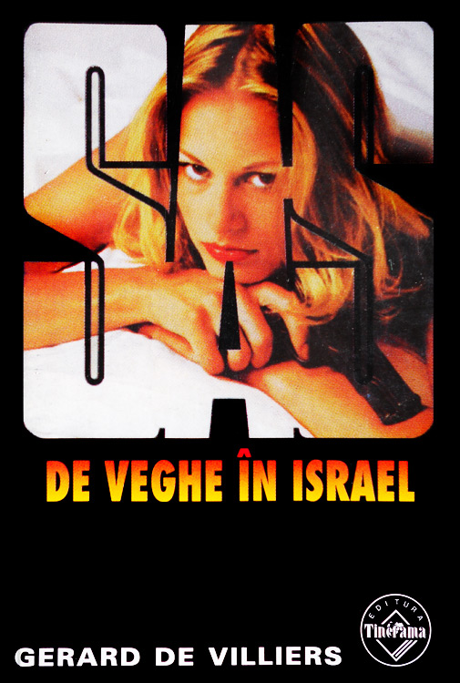 SAS: De veghe in Israel - Gerard De Villiers