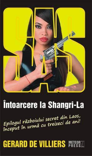 SAS: Intoarcere la Shangri-La - Gerard De Villiers