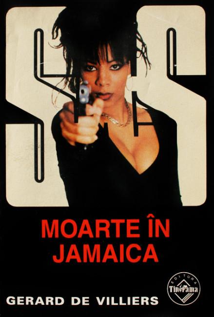 SAS: Moarte in Jamaica - Gerard de Villiers