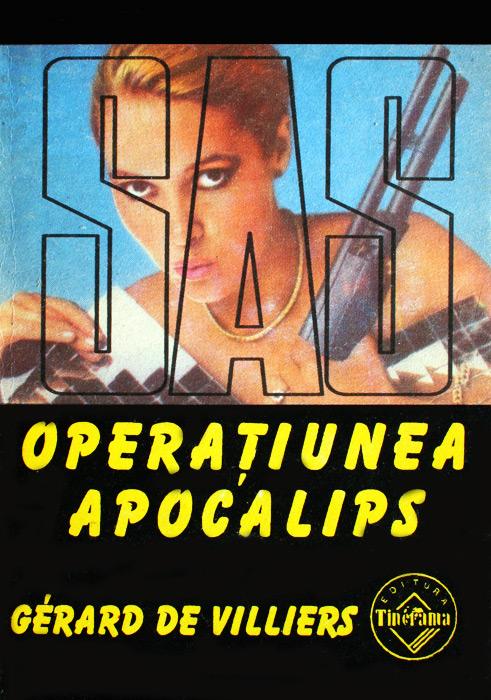 SAS: Operatiunea Apocalips - Gerard de Villiers