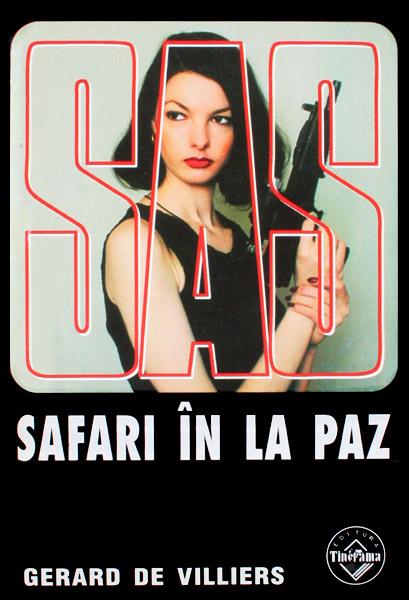 SAS: Safari in La Paz - Gerard de Villiers