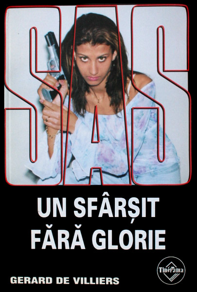 SAS: Un sfarsit fara glorie - Gerard de Villiers