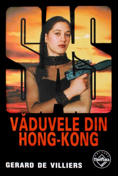 SAS: Vaduvele din Hong Kong - Gerard de Villiers