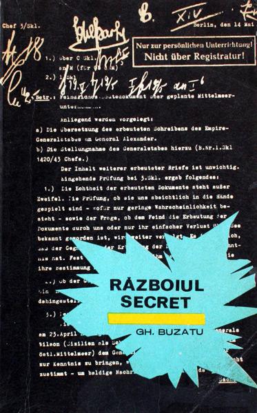 Razboiul secret - Gheorghe Buzatu
