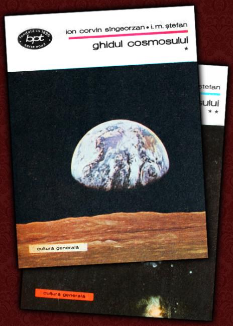 Ghidul cosmosului (2 vol.) - Ion Corvin Sangeorzan